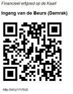 QR Code voor Beurs van Berlage
