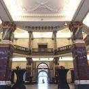 Hal van het Koninklijk Instituut van de Tropen - Foto: Jan Lelieveldt