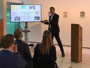 Simon Lelieveldt vertelt over Financieel Erfgoed van DNB